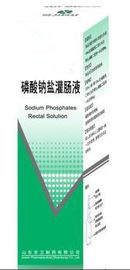 Chine Solution rectale laxative saline 133ml de phosphate de sodium traitant la constipation usine